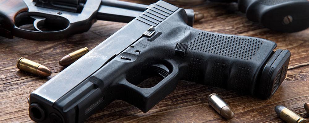 Baltimore firearm defense
